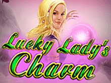 Lacky Lady's Charm играть на деньги в казино Эльдорадо